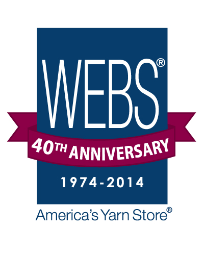 WEBS 40th logo