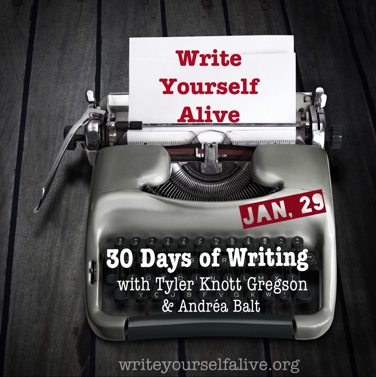 Write Yourself Alive