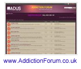 find a rehab web addiction forum