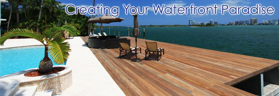 IPE DOCK AND DECK