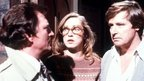 The 1983 love triangle between Mike, Deirdre and Ken was one of the soap's defining storylines