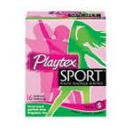 Playtex feminie care - Sport Tampons Super 20 tampons 0078300099727  / UPC 078300099727