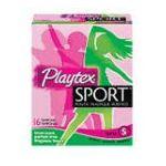 Playtex feminie care - Sport Tampons Super 20 tampons 0078300099727  / UPC 078300099727