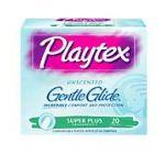 Playtex feminie care - Tampons 40 tampons 0078300086420  / UPC 078300086420