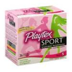 Playtex feminie care - Tampons Plastic Super Absorbency Unscented 0078300099239  / UPC 078300099239