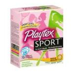 Playtex feminie care - Tampons Plastic Regular Absorbency Unscented 0078300081098  / UPC 078300081098