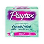 Playtex feminie care - Tampons 20 tampons 0078300088516  / UPC 078300088516
