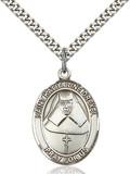 Image of St. Katharine Drexel Pendant (Sterling Silver)