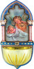 Image of GUARDIAN ANGEL HOLY WATER FONT