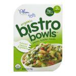 Plum Organic - Baby Food Bistro Bowls Tuscan Beans & Greens 0846675002730  / UPC 846675002730