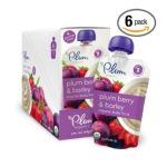 Plum Organic - Fruit And Grain Second Blends Berry And Barley 0846675001078  / UPC 846675001078