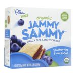Plum Organic - Kids Jammy Sammy Blueberry & Oatmeal 0846675002457  / UPC 846675002457