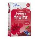 Plum Organic - Tots Teensy Fruits Berry 0846675001177  / UPC 846675001177