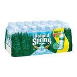 Poland Spring - Natural Water 0075720004102  / UPC 075720004102