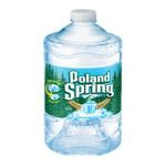 Poland Spring - Natural Water Sumo Bottle 3l 0075720334117  / UPC 075720334117