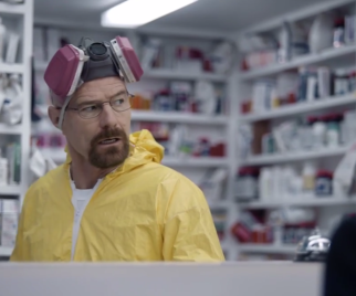 Walter White Lives in New Super Bowl Ad