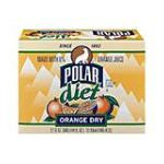 Polar - Soda Diet Orange Dry 0071537201581  / UPC 071537201581
