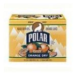 Polar - Soda Orange Dry 0071537002119  / UPC 071537002119