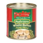 Polar mw - Mushrooms Whole Button 0074027077314  / UPC 074027077314