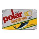 Polar mw - Sardines In Tomato Sauce 0074027001944  / UPC 074027001944