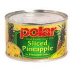 Polar mw - Sliced Pineapple 0074027075303  / UPC 074027075303
