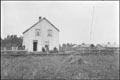 Photograph: Settler's House (near Edmonton) / National Archives of Canada / PA-050813