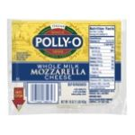Polly-o - Mozzarella Whole Milk Cheese 0071040063102  / UPC 071040063102