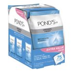 Pond's - Original All Day Clean Wet Cleansing Towelettes Extra Value Pack 0305210046719  / UPC 305210046719