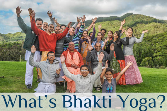 Know more about the practice of Bhakti Yoga