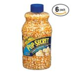 Pop-Secret - Jumbo Popping Corn Jars 0023896177007  / UPC 023896177007