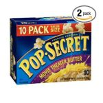 Pop-Secret - Microwave Popcorn 0023896421940  / UPC 023896421940