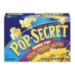 Pop-Secret - Microwave Popcorn Movie Theater 0023896362700  / UPC 023896362700