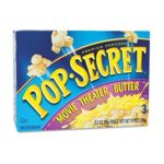Pop-Secret - Microwave Popcorn Movie Theater Butter 0023896576909  / UPC 023896576909