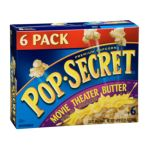 Pop-Secret - Microwave Popcorn Movie Theater 0023896577005  / UPC 023896577005