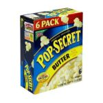 Pop-Secret - Popcorn Butter Value Pack 0016000498501  / UPC 016000498501