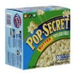 Pop-Secret - Popcorn Premium Butter 0016000225206  / UPC 016000225206