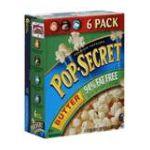 Pop-Secret - Popcorn Premium Butter 0016000451803  / UPC 016000451803