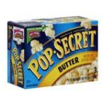 Pop-Secret - Popcorn Premium Butter 0016000499904  / UPC 016000499904