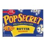 Pop-Secret - Premium Popcorn 0016000501393  / UPC 016000501393