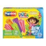 Popsicle - Flavored Ice Pops Dora The Explorer Assorted Flavors 0077567022288  / UPC 077567022288