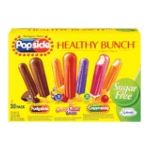 Popsicle - Healthy Bunch 0077567022189  / UPC 077567022189