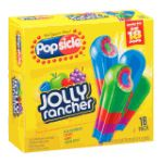 Popsicle - Ice Pops Jolly Rancher 0077567085160  / UPC 077567085160