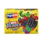 Popsicle - Super Heroes Assorted Flavors 100 Total 0077567027726  / UPC 077567027726