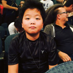 Hudson Yang, who stars in the lead role of Eddie Huang