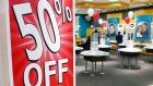 retail sales discount