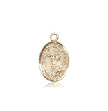 Image of St. Paul of the Cross Medal (14kt Gold)