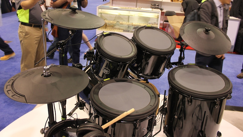 NAMM 2015: The drum innovations of NAMM 2015