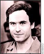 Ted Bundy, headshot