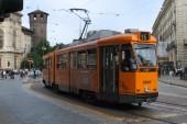 """""""Donna in tram"""" di Sandro Penna"""
