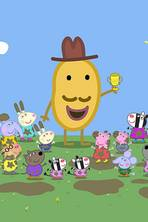 TV cartoon Peppa Pig - now worth £1bn a year - is making the leap to the big screen